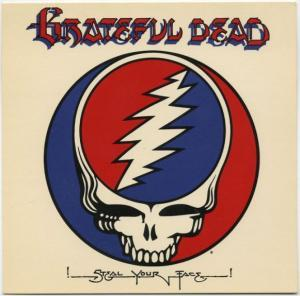 Grateful Dead: Steal Your Face - Cover