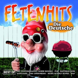 Fetenhits - Die Deutsche Best Of - Cover
