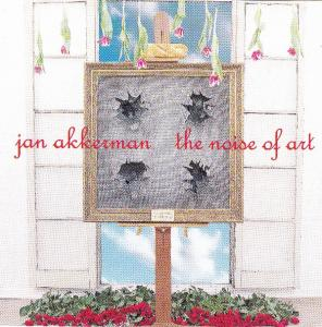 Jan Akkerman: Noise Of Art, The - Cover