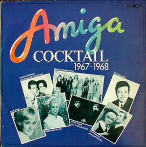 Amiga-Cocktail 1967-1968 - Cover