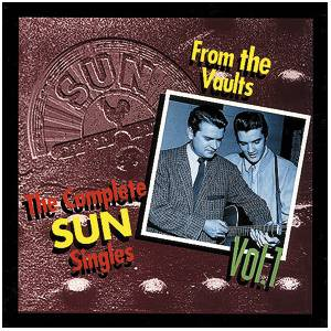Cover - Billy The Kid Emerson: Complete Sun Singles Vol. 1, The
