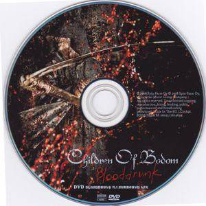 Children Of Bodom: Blooddrunk (CD + DVD) - Bild 4