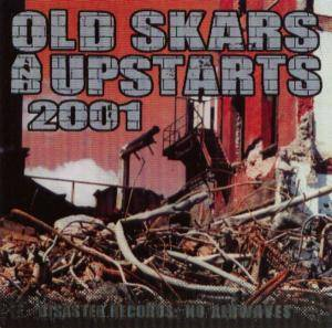 Cover - Throw Rag: Old Skars And Upstarts 2001