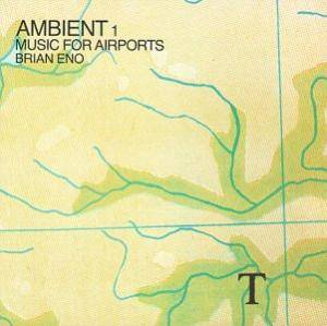 Cover - Brian Eno: Ambient 1 - Music For Airports