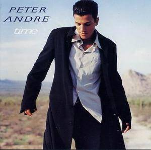 Cover - Peter André: Time