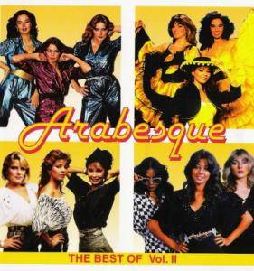 Arabesque: Best Of Vol. II, The - Cover