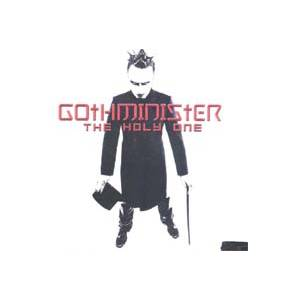 Cover - Gothminister: Holy One, The