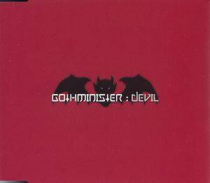 Cover - Gothminister: Devil