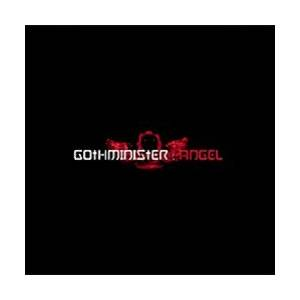 Cover - Gothminister: Angel