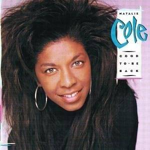 Natalie Cole: Good To Be Back - Cover