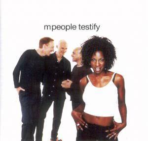 Cover - M People: Testify