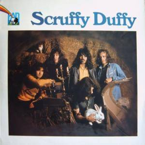 Duffy: Scruffy Duffy - Cover