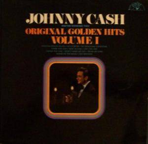 Johnny Cash And The Tennessee Two: Original Golden Hits Volume I - Cover