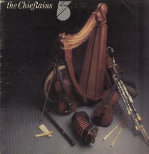 Chieftains, The: Chieftains 5, The - Cover