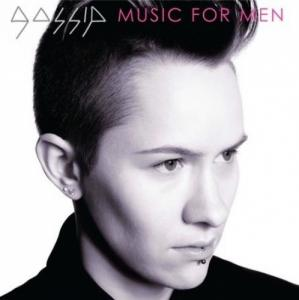 Gossip: Music For Men - Cover