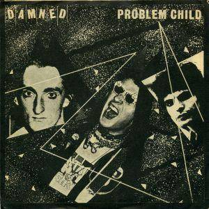 The Damned: Problem Child - Cover