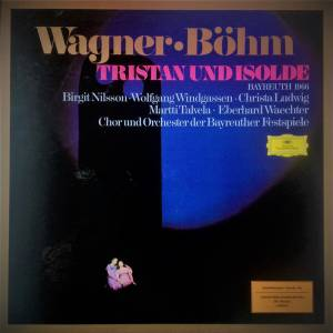 Richard Wagner: Tristan Und Isolde - Cover