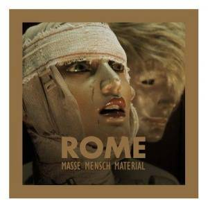 Cover - Rome: Masse Mensch Material