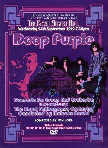 Deep Purple: Concerto For Group And Orchestra - Cover