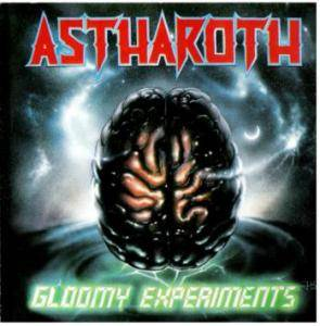 Astharoth: Gloomy Experiments - Cover