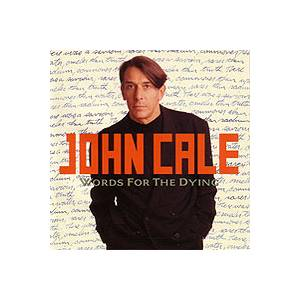 John Cale: Words For The Dying - Cover