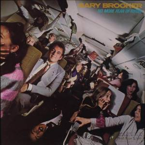 Cover - Gary Brooker: No More Fear Of Flying
