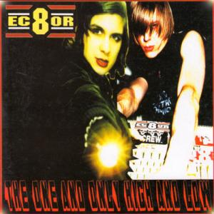EC8OR: One And Only High And Low, The - Cover