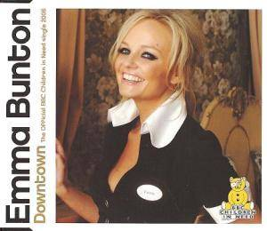 Cover - Emma Bunton: Downtown