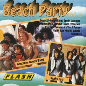 Beach Party Vol. 2 - Cover