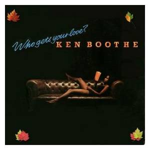 Cover - Ken Boothe: Who Gets Your Love