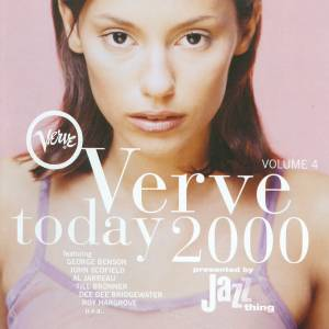 Cover - Russell Malone: Verve Today 2000