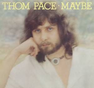 Cover - Thom Pace: Maybe