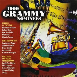 Cover - Natalie Imbruglia: 1999 Grammy Nominees