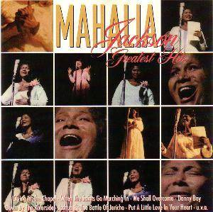 Mahalia Jackson: Greatest Hits - Cover