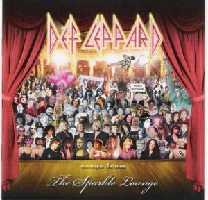 Def Leppard: Songs From The Sparkle Lounge - Cover