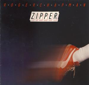 Roger Chapman: Zipper - Cover