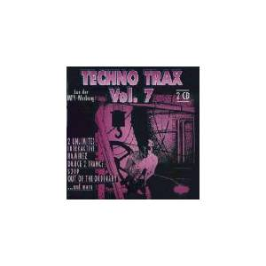 Cover - Alpha Team: Techno Trax Vol. 07