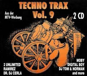 Cover - Naomi: Techno Trax Vol. 09