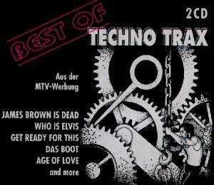 Cover - Human Resource: Best Of Techno Trax