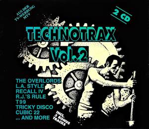 Cover - R.J.'s Rule: Techno Trax Vol. 02