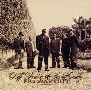 Puff Daddy & The Family: No Way Out - Cover