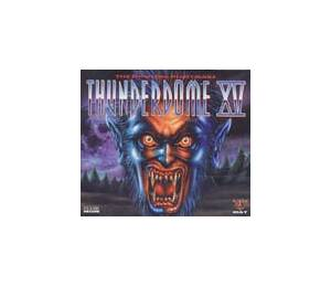 Thunderdome XV - The Howling Nightmare - Cover