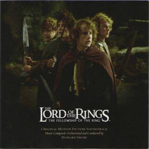 Howard Shore / Enya: The Lord Of The Rings - The Fellowship Of The Ring (Split-CD) - Bild 1