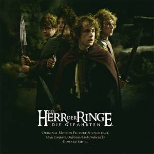 Howard Shore / Enya: The Lord Of The Rings - The Fellowship Of The Ring (Split-CD) - Bild 4