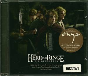 Howard Shore / Enya: The Lord Of The Rings - The Fellowship Of The Ring (Split-CD) - Bild 5