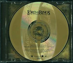 Howard Shore / Enya: The Lord Of The Rings - The Fellowship Of The Ring (Split-CD) - Bild 7