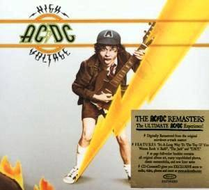 AC/DC: High Voltage (CD) - Bild 1