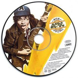 AC/DC: High Voltage (CD) - Bild 5