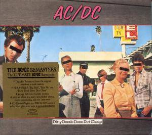 AC/DC: Dirty Deeds Done Dirt Cheap (CD) - Bild 1