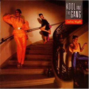 Kool & The Gang: Ladies' Night - Cover